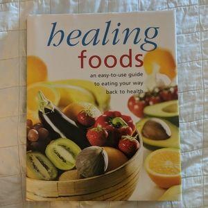 Healing Foods book